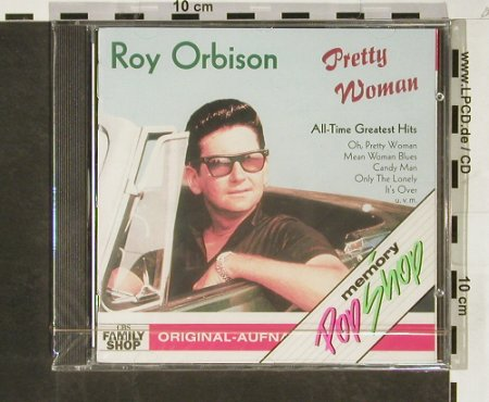 Orbison,Roy: Pretty Woman,MemoryPopShop,FS-New, CBS(463350 2), D, 1989 - CD - 93115 - 7,50 Euro