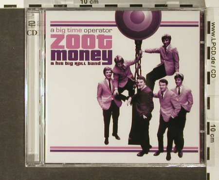 Zoot Money's Big Roll Band: A BigTime Operator, FS-New, Sanctuary(), UK, 2005 - 2CD - 93956 - 11,50 Euro