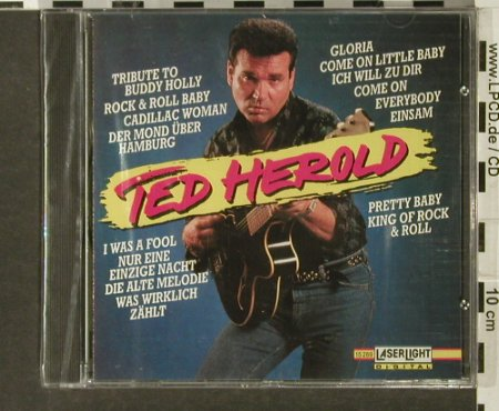 Herold,Ted: Same, FS-New, LaserLight(15 269), D, 1990 - CD - 94018 - 5,00 Euro