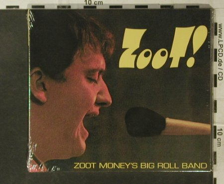 Zoot Money's Big Roll Band: Zoot!(66), Digi, FS-New, mono, Repertoire(REP 5004), D, 2003 - CD - 95701 - 10,00 Euro