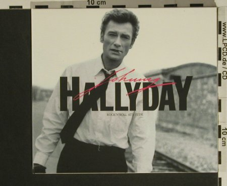 Hallyday,Johnny: Rock'n'Roll Attitude, Digi, Philips(824 824-2), F, 1985 - CD - 97544 - 10,00 Euro