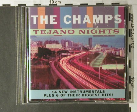 Champs, The: Tejano Nights, Gee-Dee(270128-2), D, 1997 - CD - 98109 - 10,00 Euro
