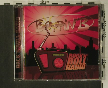 Boppin'B.: Rock'n'Roll Radio, ASR(012), D, 2008 - CD - 99306 - 10,00 Euro