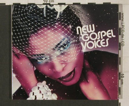 V.A.New Gospel Voices: 19 Tr., Digi, Lola's World(cls00001952), EU, 2009 - CD - 80054 - 7,50 Euro
