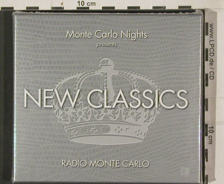 V.A.New Classics: Radio Monte Carlo,Box, FS-New, Soulstar(CLS000152-2), EU, 2009 - CD - 80065 - 10,00 Euro
