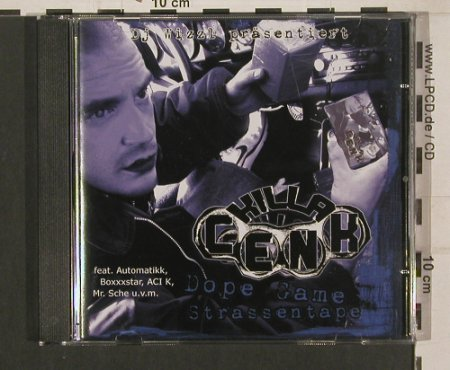 Killa Cenk: Dope Game, Distributionz(), , 2009 - CD - 80074 - 7,50 Euro