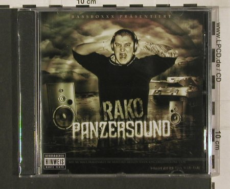 Rako: Panzersound, FS-New, Bassboxxx(BBX 027), , 2009 - CD - 80129 - 7,50 Euro