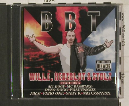 BBT: Wille,Herzblut & Stolz, FS-New, Distributionz(), , 2008 - CD - 80175 - 7,50 Euro