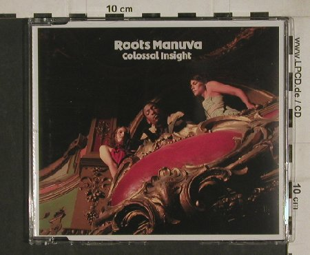 Roots Manuva: Colossal Insight / Things we do, Big Dada(BDcd5073), UK, 2005 - CD5inch - 80515 - 2,50 Euro
