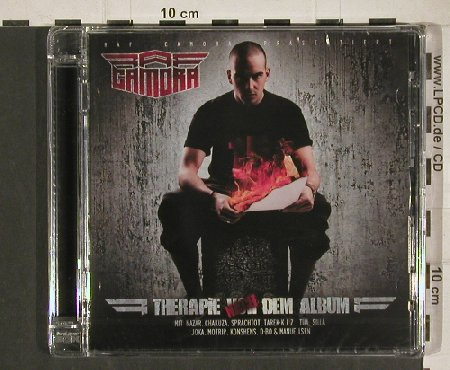 Raf Camora: Therapie nach dem Album, FS-New, Wolfpack(WPE), EU, 2010 - CD - 80914 - 7,50 Euro
