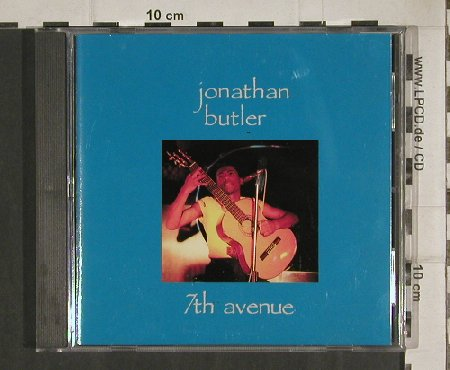 Butler,Jonathan: 7th Avenue, Mountain(), CH, 1988 - CD - 80995 - 7,50 Euro