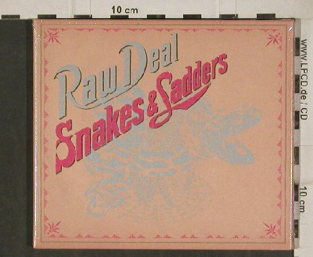 Raw Deal: Snakes & Ladders, Digi, StraightAh(), , 2004 - CD - 81129 - 10,00 Euro
