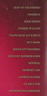 Beans: Shock City Maverick, Warp(WARP CD125), UK, 2004 - CD - 81303 - 10,00 Euro