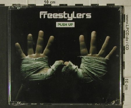 Freestylers: Push up *4, FS-NEW, Play It Again Sam(449.3004.122), , 2004 - CD5inch - 81387 - 2,50 Euro