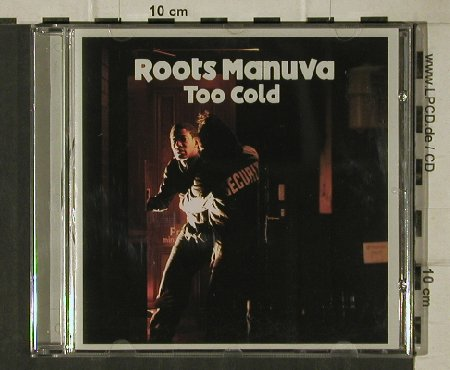 Roots Manuva: Too Cold +4,+video, EP, Big Dada(BDCDS078), UK, 2005 - CD5inch - 81390 - 2,50 Euro