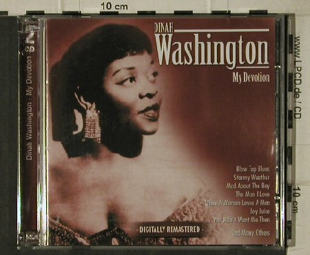 Washington,Dinah: My Devotion / My Song, Dokument(205409-304), ,  - 2CD - 81580 - 5,00 Euro