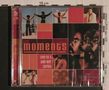 Moments,The: Love On A Two Way Street, FS-New, Sanctuary(CMDDD677), , 2003 - 2CD - 82051 - 12,50 Euro