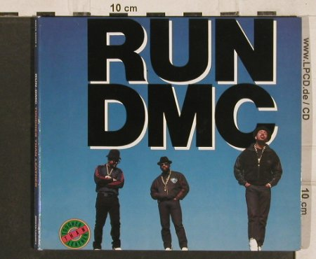 Run-DMC: Tougher Than Leather, 16Tr.,Digi, Arista(828766955927), EU, 2005 - CD - 82088 - 5,00 Euro