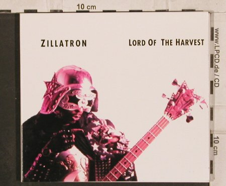 Zillatron (Bootsy Collinis): Lord of the Harvest, Digi, m-/vg+, Innerhythm(INRO14), US, 2003 - CD - 82319 - 10,00 Euro