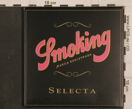 V.A.Smoking Selecta: 16 Tr. Digi, Silverio..Dwomo, Play it ag(), , 2003 - CD - 82324 - 7,50 Euro