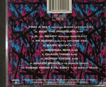 Coldcut: Some Like It Cold, Big Life(), D, 1990 - CD - 82674 - 7,50 Euro