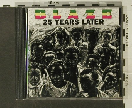 Blaze: 25 Years Later, Motown(ZD 72713), D, 1990 - CD - 82676 - 7,50 Euro