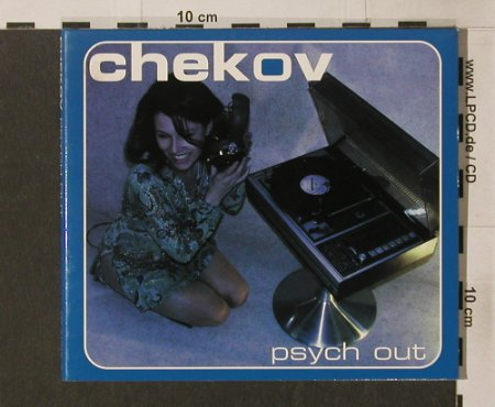 Chekov: Psych Out, Digi, Deck 8(51015-2), D, 1999 - CD - 82684 - 6,00 Euro