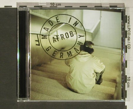 Afrob: Made in Germany, Four M.(), D, 2001 - CD - 82688 - 10,00 Euro