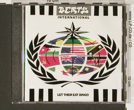 Beats International: Let Them Eat Bingo, Elektra(), EU, 1990 - CD - 82689 - 5,00 Euro