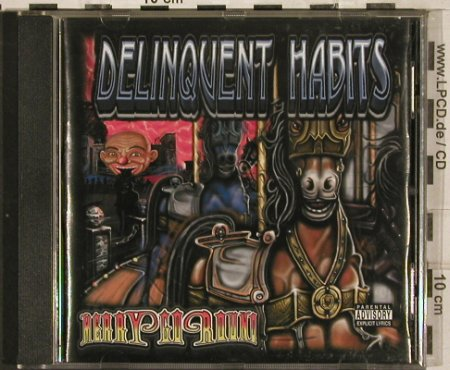 Delinquent Habits: Merry-Go-Round, Station13(), EU, 2001 - CD - 82691 - 10,00 Euro