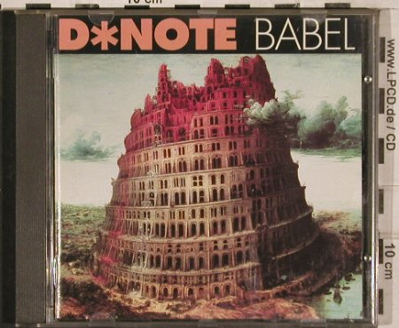 D*Note: Babel, Dorado(), , 1993 - CD - 82701 - 7,50 Euro