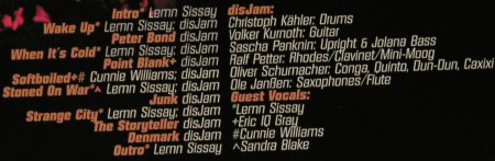 DisJam: Phuturing The Poetry Of Lemn S,Digi, yo mama´s(4007-2), D, 1994 - CD - 82703 - 5,00 Euro