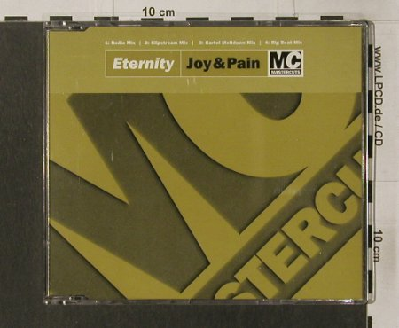 Eternity: Joy & Pain, MC Mastercuts(MASTcd1), , 1997 - CD5inch - 82708 - 3,00 Euro