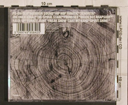 Pressure Drop: Tread, Columbia(), EU, 2001 - CD - 82779 - 7,50 Euro