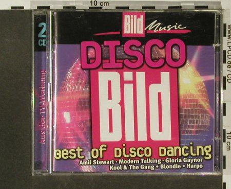 V.A.Disco Bild: Best of Disco Dancing, BMG(), EU, 1999 - 2CD - 82785 - 5,00 Euro