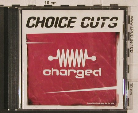 V.A.Choice Cuts: 15 Tr. Ken Ishi...Tranquillity Bass, Charged(Vital002), Promo,  - CD - 82786 - 5,00 Euro