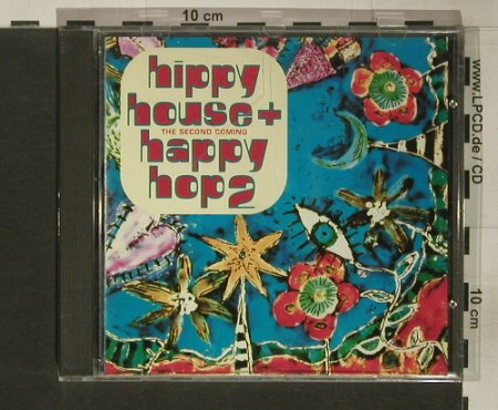 V.A.Hippy House + Happy Hop 2: Johnny Dayglo...A Silent Way, Acid Jazz(JAZID CD 54), UK, 1992 - CD - 82790 - 5,00 Euro
