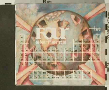 V.A.Four Elements: 17Tr., Digi, Columbia(), D, 1999 - CD - 82794 - 7,50 Euro
