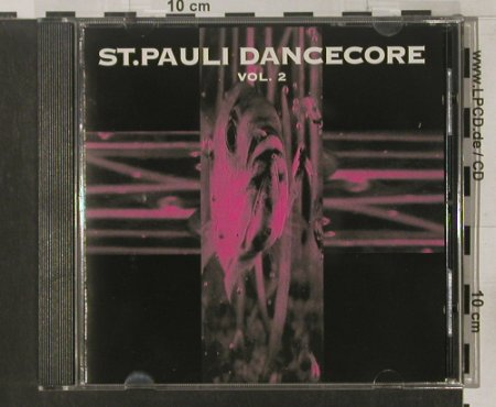 V.A.ST.Pauli Dance Core: Vol.2, 10 Tr., UptownTunnel(TR 003), D,  - CD - 82796 - 10,00 Euro