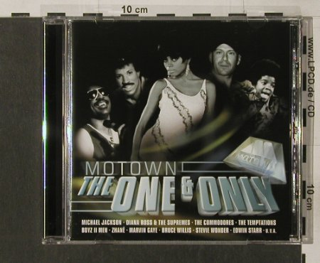 V.A.The One & Only: 22 Tr., Motown(530 755-2), D, 1998 - CD - 82798 - 5,00 Euro