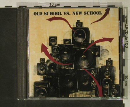 V.A.Old School vs.New School: 16 Tr., Zomba(0523252), UK, 1998 - CD - 82814 - 7,50 Euro