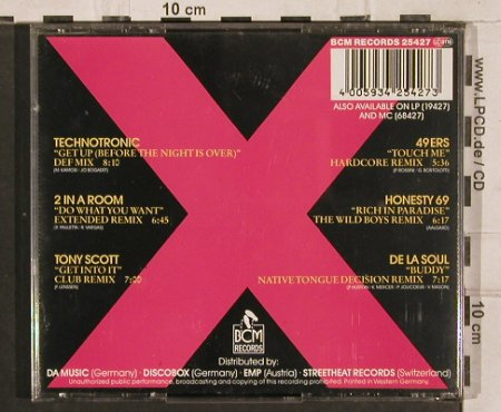 "V.A.X-Tended Mixes: 6Tr,DanceHits,12""club-Rmx, BCM(), D,  - CD - 82815 - 5,00 Euro"