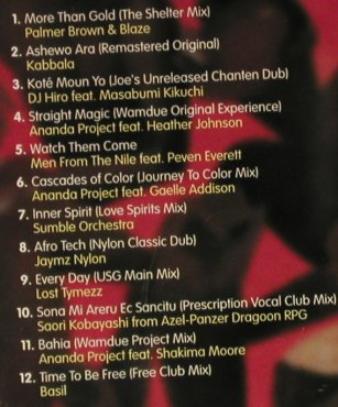 V.A.Abstract Afro Lounge 2: A Nite Grooves Compilation, co, Nite Grooves(), , 1999 - CD - 82817 - 7,50 Euro