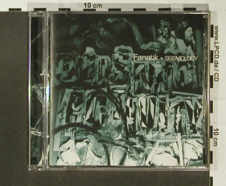 V.A.Fanatik: Seismology, All Good(), A, 1997 - CD - 82819 - 4,00 Euro
