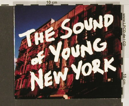 V.A.The Sound of Young New York: 10 Tr, Digi, Plant(), , 2003 - CD - 82820 - 7,50 Euro