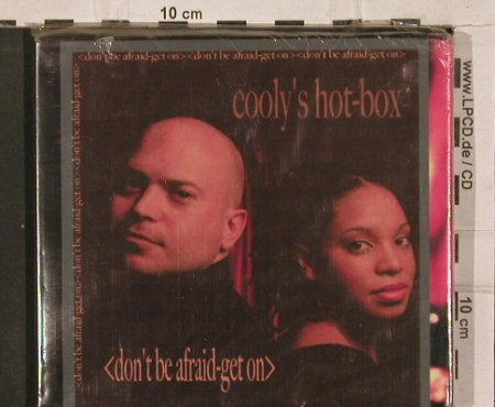 Cooly's Hot Box: Don'T Be Afraid, Digi, FS-New, Purpose Rec.(Dome CD 49), UK, 2004 - CD - 82876 - 7,50 Euro