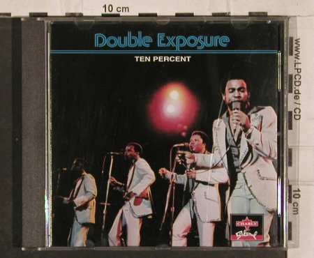Double Exposure: Ten Percent'77, Charly(), EEC, 1994 - CD - 82880 - 4,00 Euro