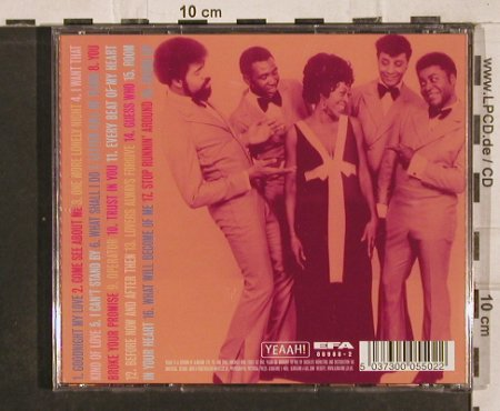 Knight,Gladys & the Pips: Before Now & After Then, Yeaah!(), D,  - CD - 82904 - 5,00 Euro