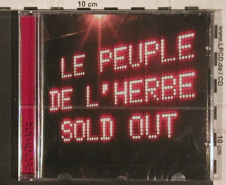 Le Peuple de L'Herbe: Sold Out, FS-New, PiasF(), , 2004 - CD - 82908 - 10,00 Euro