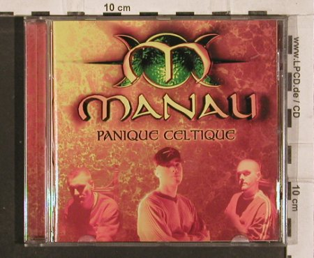 Manau: Panique Celtique, Mercury(), EC, 1998 - CD - 82911 - 5,00 Euro